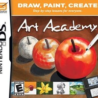 Art Academy DS Game