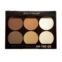 City Color On The Go Contour Palette