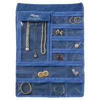 Hagerty Zippered 35 Pouch Jewelry Keeper made from Hagerty Silversmiths' Cloth with R-22 Tarnish Preventative
