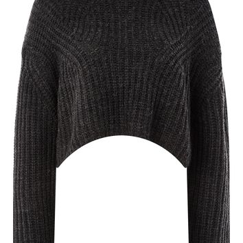 Crew Neck Knitted Jumper by Native Youth | Topshop