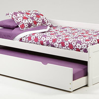 Savannah Value Priced Twin Trundle Bed