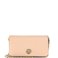 Tory Burch - Adalyn Clutch with Strap - Saks Fifth Avenue Mobile