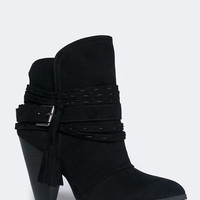Western Ankle Bootie