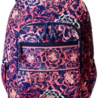 Vera Bradley Campus Backpack (Petal Paisley)
