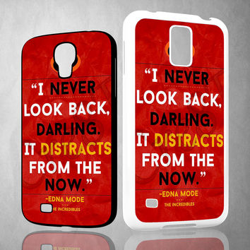Disney The Incredibles Movie Quote Z0944 Samsung Galaxy S3 S4 S5 (Mini) S6 S6 Edge,Note 2 3 4, HTC One S X M7 M8 M9 Cases