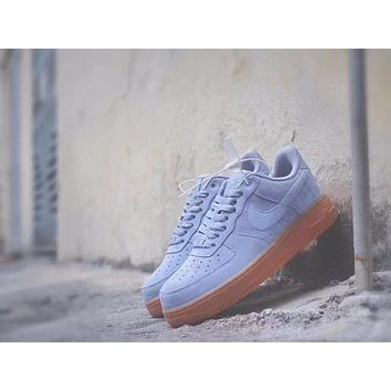 nike air force 1 07 suede low top aa0287 001