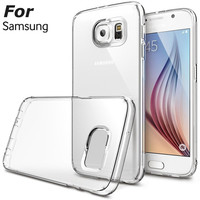 0.3mm Ultra Thin Clear Transparent Soft Case For Samsung Galaxy S3 S4 S5 S6 S7 Edge S3Mini S4Mini Note 2 3 4 5 6 A3 A5 A7