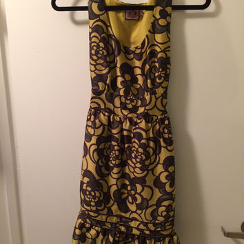 Silk Floral Dress (Juicy Couture)