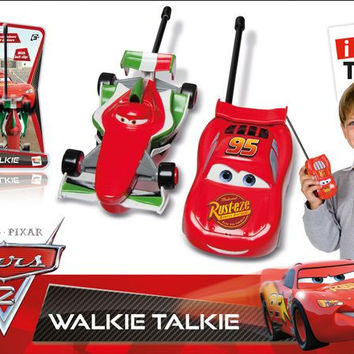 walkie talkie cars disney