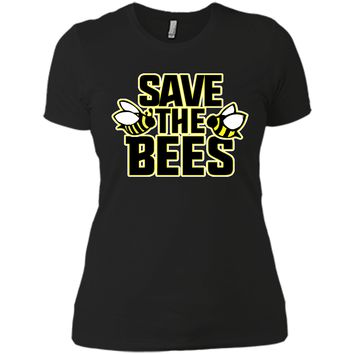 Admirable Save The Bees Shirt 2017 T Shirt
