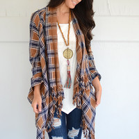 Miss Mountaineer Cardigan