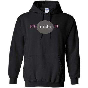 Ph.inishe.D PHD Tshirt Degree Doctorate Graduate Gifts