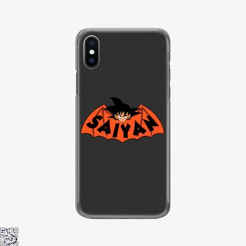 Bat Saiyan, Dragon Ball (ドラゴンボール) Phone Case