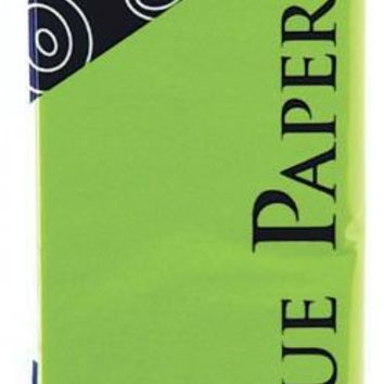 tissue paper - lime green (10 sheet) Case of 60