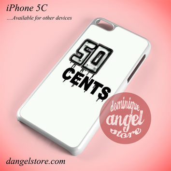 50 Cent Cool Phone case for iPhone 5C and another iPhone devices