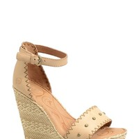 "Women's Born 'Valari' Platform Wedge Sandal, 4"" heel"