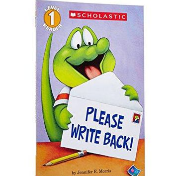 Please Write Back! Scholastic Readers