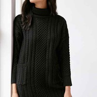 Elliatt Pleasure Sweater Dress