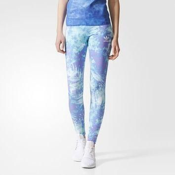 adidas Ocean Elements Tights - Multicolor | adidas US