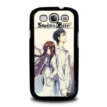 STEINS GATE Samsung Galaxy S3 Case Cover