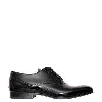 VALENTINO GARAVANI Oxford patent shoes