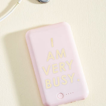 Flex Your Hustle Power Bank | Mod Retro Vintage Electronics | ModCloth.com
