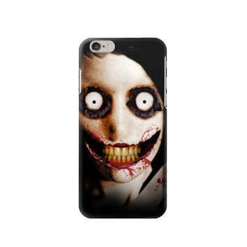 P1344 Jeff the Killer Phone Case For IPHONE 6S