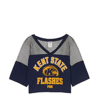 Kent State University Athletic Mesh Tee - PINK - Victoria's Secret