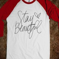stay beautiful!