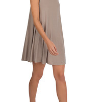 Miley Trapeze Dress-FINAL SALE