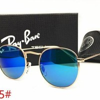 Ray-Ban Couples with color film polarizing sunglasses B-MYJ-YF