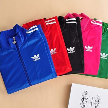 Adidas, sports lovers into female jacket