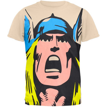 Thor - Big Head Subway T-Shirt