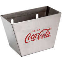 Coca-Cola Metal Wall Mount Bottle Cap Catcher | Coke Store