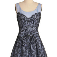 Prep for Class Dress | Mod Retro Vintage Printed Dresses | ModCloth.com