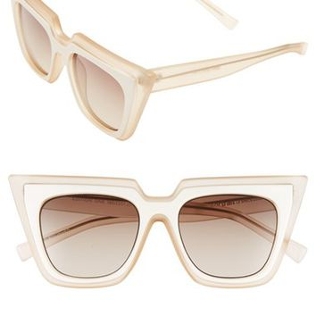 Le Specs 'Edition One' 51mm Sunglasses | Nordstrom