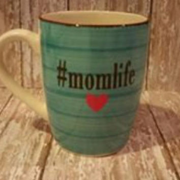 mom life mug, #momlife, mom mug, mom coffee