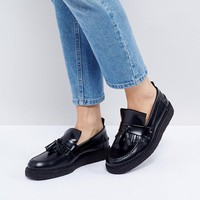 Fred Perry x George Cox Tassle Loafer at asos.com