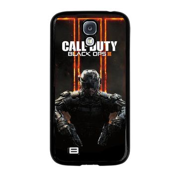 CALL OF DUTY BLACK OPS 3 Samsung Galaxy S4 Case Cover
