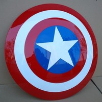 Captain America Shield 1:1 Shield Cosplay