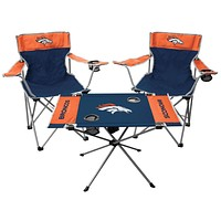 Denver Broncos Tailgate Kit
