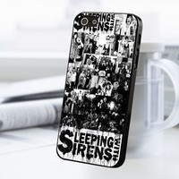 Sleeping With Sirens iPhone 5 Or 5S Case