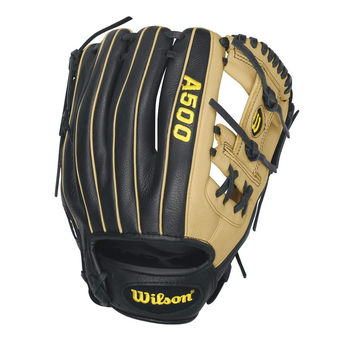 "Wilson A500 1787 11.50"" Youth Infield Glove - RHT"
