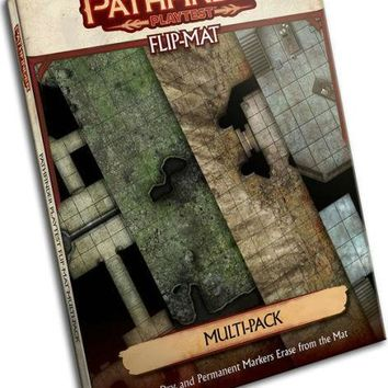 Pathfinder RPG: Playtest Flip-Mat Multi-Pack