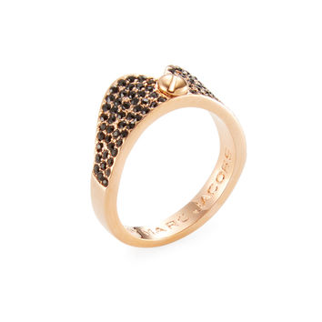 Marc by Marc Jacobs Jewelry Women's Collar Ring - Gold -