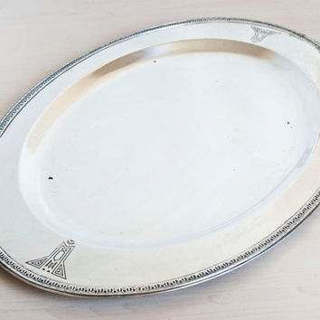 Completely new Shop Silver Plated Serving Tray on Wanelo WG38
