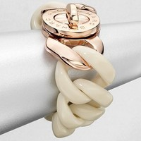 Marc by Marc Jacobs - Chain Link Turn-Lock Bracelet
