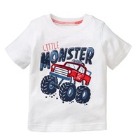 Jumping Beans Graphic Tee - Baby
