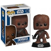 Star Wars Chewbacca Pop! Vinyl Figure : Forbidden Planet