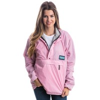 Whistler Throwback Reversible Pullover in Candy Pink by Lauren James